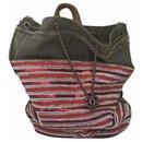 Sequins backpack - Chanel