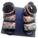 Vuitton  Gamble diva platform Sandals - Louis Vuitton
