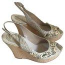 Des sandales - Dior