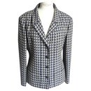 CHANEL Jacket style Rooster Foot T44 - Chanel