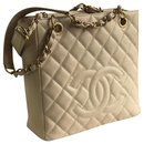 Shopping Tote PST caviar - Chanel