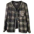 new rare Paris-Rome jacket - Chanel