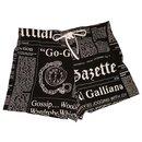 Swim shorts Underwear T /2 is 40FR USA XS..S..GB32..F2..I46 - John Galliano