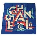 SCARF CHANEL SILK - Chanel