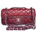 Chanel mini rectangle flap bag
