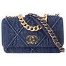 Chanel bag 19 mini