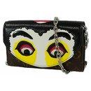 chain Wallet portofeuilles chain Womens long wallet M67256 Noir - Louis Vuitton