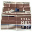 CHANEL silk scarf - Chanel