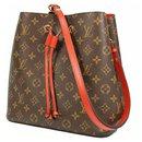 Louis Vuitton NEO Noe Womens shoulder bag M44021 Cocrico red