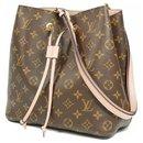 Louis Vuitton NEO Noe Womens shoulder bag M44022 rose Poudre