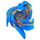 Hermès shawl 135cm