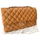 Chanel medium Timeless  classic lined flap bag