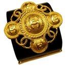 Black and gold bracelet - Chanel