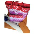 Louis Vuitton Bag Neverfull MM Escale - Fullset - NEW
