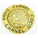 CHANEL COCO GP Womens brooch gold - Chanel