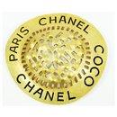 CHANEL COCO GP Womens brooch gold - Chanel