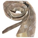 FILIBUSTERO silk tie with Prince of Wales pattern - Autre Marque