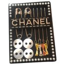 Chanel brooch sewing kit