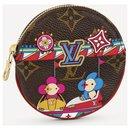 LV round coin new - Louis Vuitton
