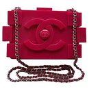 Chanel Lego clutch