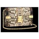 LV Trunk Chain wallet Python - Louis Vuitton