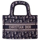 DIOR Book Tote Mini Brode Oblique bag - Dior