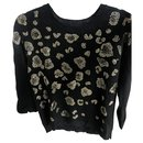 New Topshop embroidered jumper