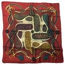 FESTIVAL  Hermes silk scarf - Hermès