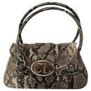 Python Shoulder Bag - Christian Dior