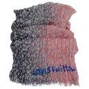 LOUIS VUITTON LEOPARD PINK STOLE - Louis Vuitton
