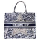 "Dior Book Tote ""Around the world"""