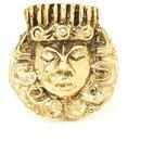 GOLDEN INCA BY GRIPOIX - Chanel