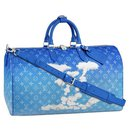 LV Keepall Clouds new - Louis Vuitton