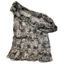 COCO CHANEL tubular silk scarf - Chanel
