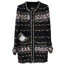 8K$ Supermarket tweed coat / jacket - Chanel