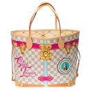 """NEW- Collector- Limited edition tote bag """"Saint-Tropez 2018""""Louis Vuitton Neverfull MM in monogram canvas , new condition!"""