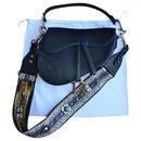 Dior Saddle bag with shoulder strap