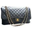 Chanel Timeless Classic XXL flap bag GHW