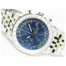 BREITLING Navitimer1 Chronograph 41 blue Dial A113C-NP Mens - Breitling