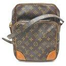 Rare Monogram Amazon GM Crossbody Bag - Louis Vuitton