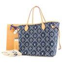 Blue Since 1854 Monogram Neverfull MM Tote Bag - Louis Vuitton