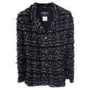 7K$ New Fantasy Tweed Jacket - Chanel
