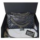 Chanel Boy Medium calf leather Chain Flap Bag