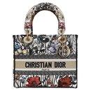 CHRISTIAN DIOR LADY D LITE MEDIUM BAG - Dior