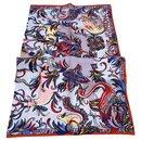 Lv Wild silk scarf - Louis Vuitton