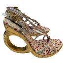 lv limited edition sandals - Louis Vuitton