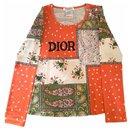 Dior Paisley print T-shirt