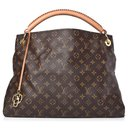 Monogram Artsy MM Hobo Bag - Louis Vuitton
