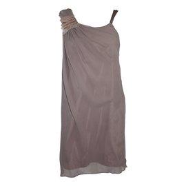 Les Petites-Dresses-Taupe