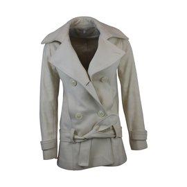 Les Petites-Coats, Outerwear-White